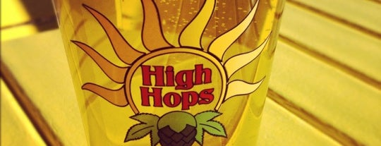 High Hops Brewery is one of Colorado Breweries.