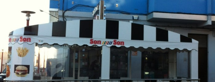 Cafeteria Son Son is one of Fuerteventura.