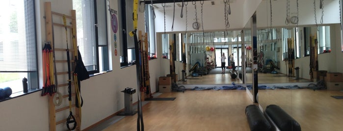 Victory Fitness is one of Tempat yang Disukai Martin.