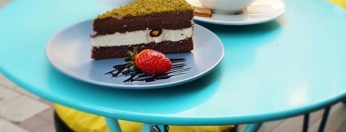 Cafe Dilruba is one of #kahvemtermosta mekanları.