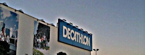 Decathlon Ibiza is one of Sitios con cambiadores para bebé.