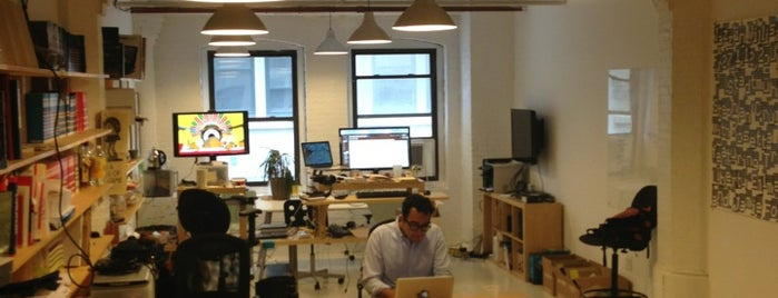 Kill Screen HQ is one of New York.
