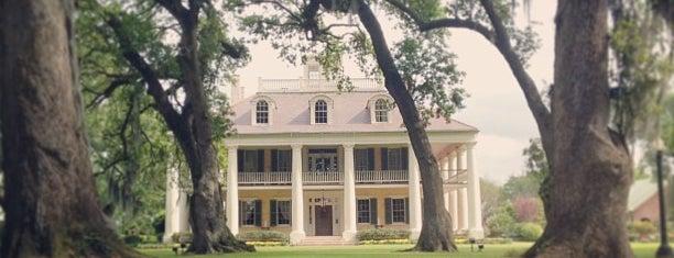 Houmas House Plantation and Gardens is one of Louisiana.