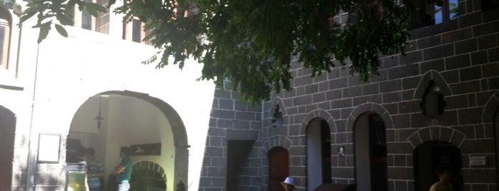 Ahmed Arif Edebiyat Müze Kütüphanesi is one of Türkiye'de Bulunan 25 Edebiyat Müzesi.