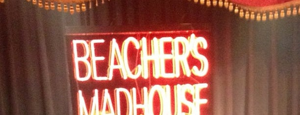Beacher's Madhouse is one of Birthday.