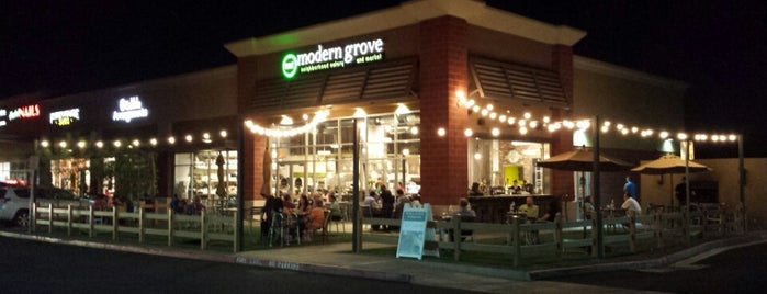 Modern Grove is one of Central Phoenix Restaurants.
