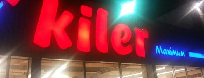 Kiler is one of Locais curtidos por Gamze.