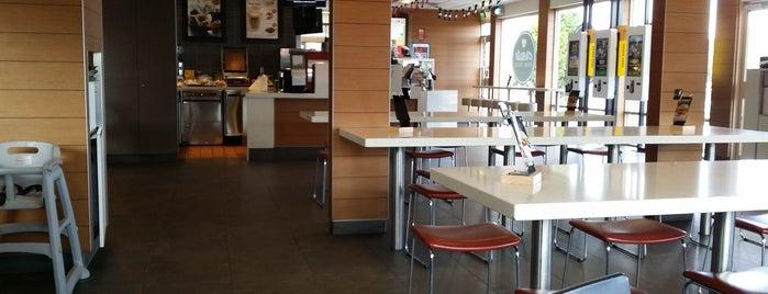 McDonald's is one of Jonathon Tan.