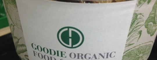 Goodie – Organic Food & Bar is one of Geneva.