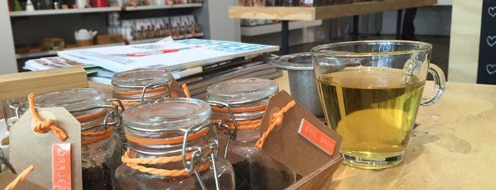 Kaldi koffie & thee Den Bosch is one of Locais salvos de Belinda.
