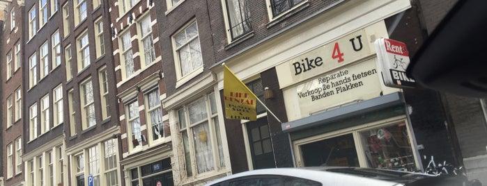 Porem is one of Amsterdam.