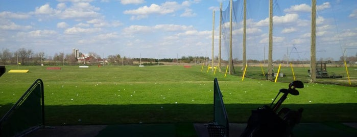 Max's Golf Centre is one of สถานที่ที่บันทึกไว้ของ Nathan.