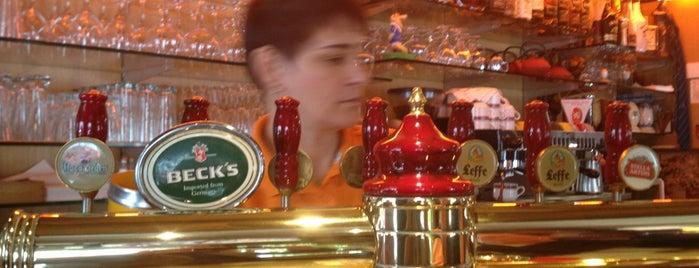 Le Recrutement Café is one of Tempat yang Disukai Sibel.
