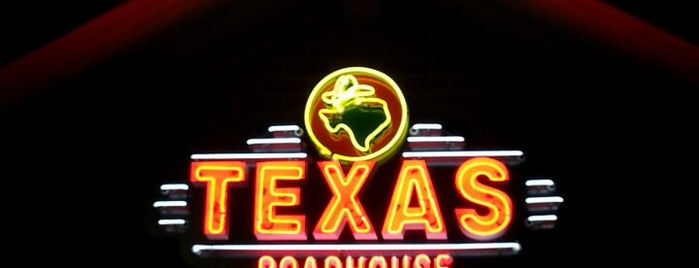 Texas Roadhouse is one of George 님이 좋아한 장소.
