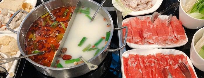 Happy Lamb Hot Pot is one of Lieux sauvegardés par Gulsin.