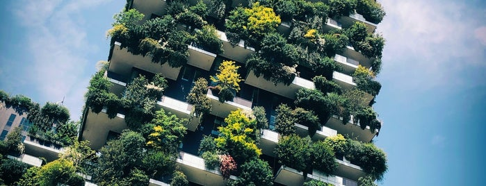 Bosco Verticale is one of Milano.