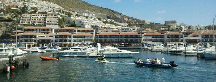 Puerto Los Gigantes is one of Orte, die OlLa gefallen.