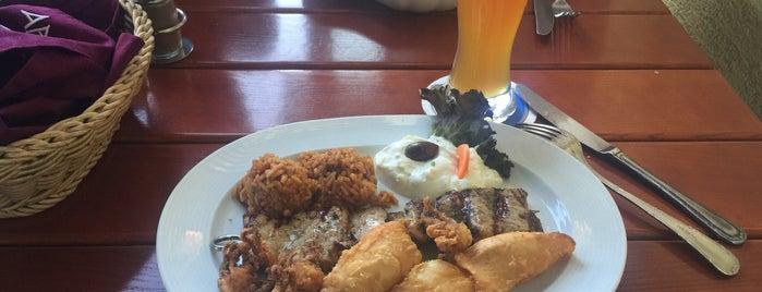 """Restaurant Apollon in """"Die Lüfte"""" is one of Rund um Alling."""