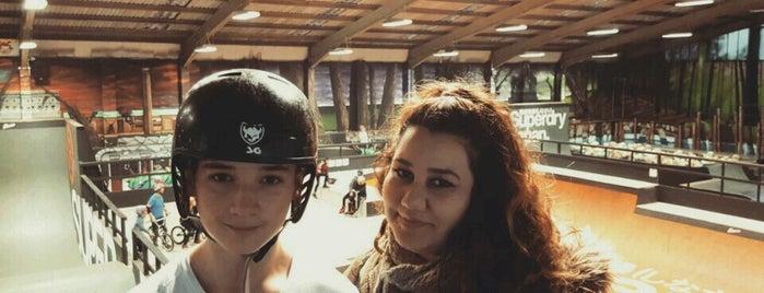Rush Skatepark is one of Nigelさんのお気に入りスポット.