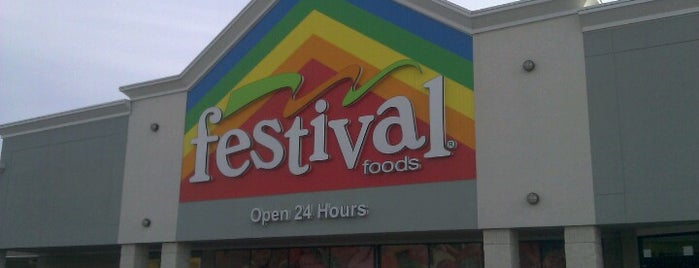 Festival Foods is one of Becky : понравившиеся места.