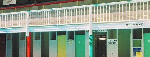 Spring Hill Baths is one of Brisbane.
