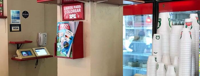 Frody - Coruña is one of สถานที่ที่ XK ถูกใจ.