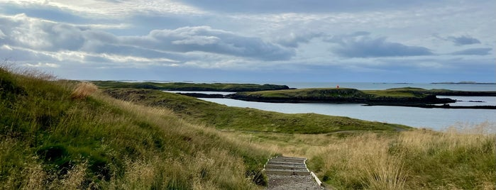 Súgandisey is one of Part 1 - Attractions in Great Britain.