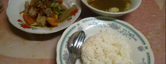 Soto Betawi H. Mamat is one of Culinary Station.