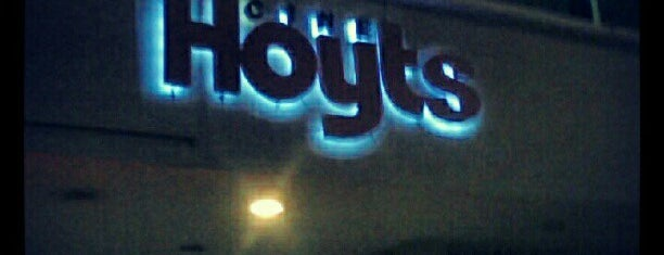 Cine Hoyts is one of Lieux qui ont plu à Itzá.