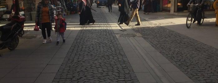 Bedesten is one of Konya.