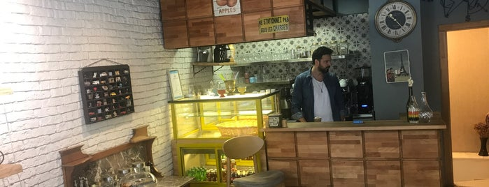Zuzu's Crepe House is one of İstanbul.