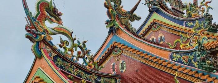 昭靈廟(霞海城隍) is one of Taiwan.