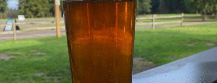 Von Ebert Brewing is one of Portland.