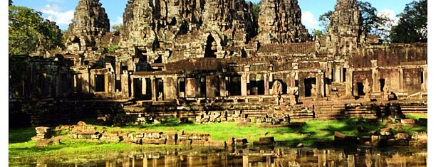Bayon Temple is one of Unforgettable Siem Reap.