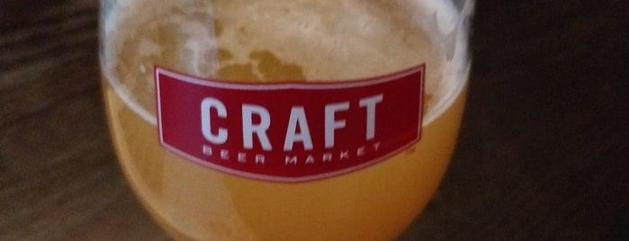 Craft Beer Market is one of Locais curtidos por Joel.
