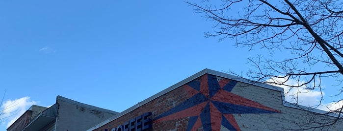 Compass Coffee is one of Food/Drink Favorites: DC & Northern Virginia.
