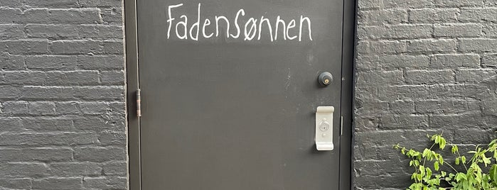 Fadensonnen is one of Do: Baltimore ☑️.