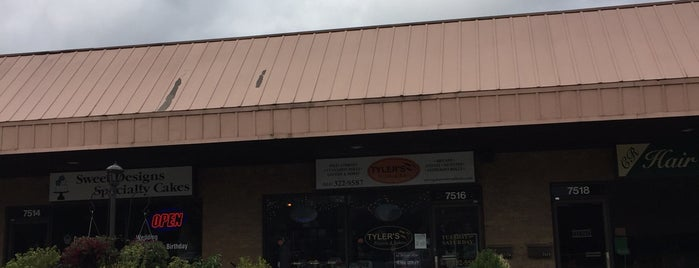 Tyler's Pizzeria & Bakery is one of Pizza, Pizza, Pizza!.