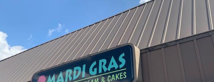 Mardi Gras Homemade Ice Cream is one of Columbus Restaurants.