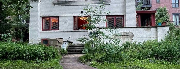 Robert Lamp House - Frank Lloyd Wright is one of Frank Lloyd Wright.