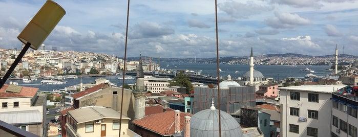 İstanbul Yeditepe Teras Cafe Restaurant Nargile is one of İstanbul Cafe/Restorant.