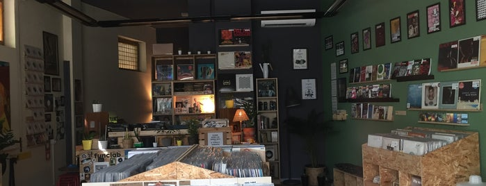 BACKFLIP Record Store is one of Milan.