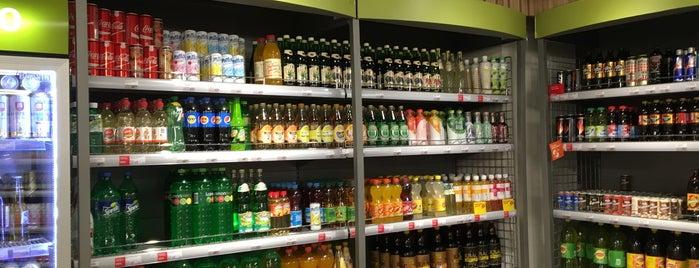 """Супермаркет """"Виктория"""" is one of Lieux qui ont plu à Никита."""