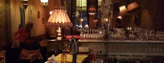 Restaurant Lieve is one of Amsterdam.