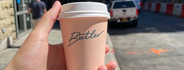 Butler Bakeshop is one of NYC.