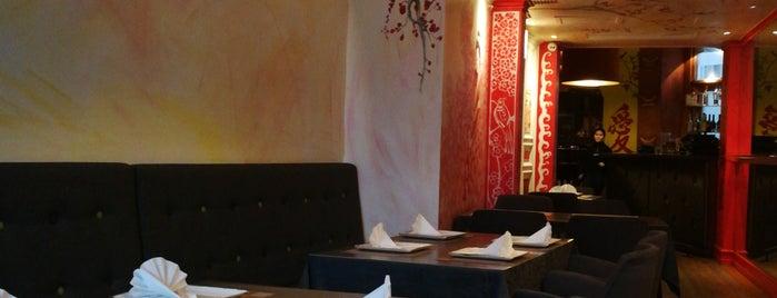 Restaurant Diamond Rice is one of Restaurants near Kvæsthusgade.