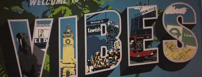 Lewisham is one of Orte, die Dade gefallen.