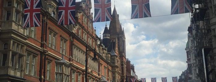Duke Street is one of London.