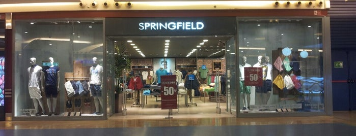 Springfield is one of Posti che sono piaciuti a Gabi.