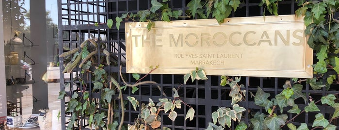 The Moroccans is one of Morocco 🇲🇦.